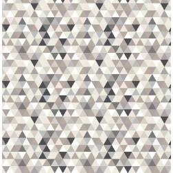 Trojúhelníky béžové (2cm) vzor 1464