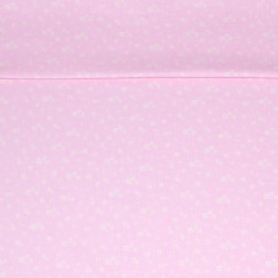Drobné sedmikrásky na růžovém podkladě vzor 1564