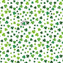 Zelené čtyřlístky