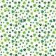 Zelené čtyřlístky vzor 983