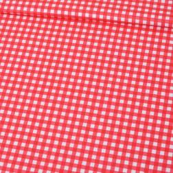 Červenobílá kostka (8mm)